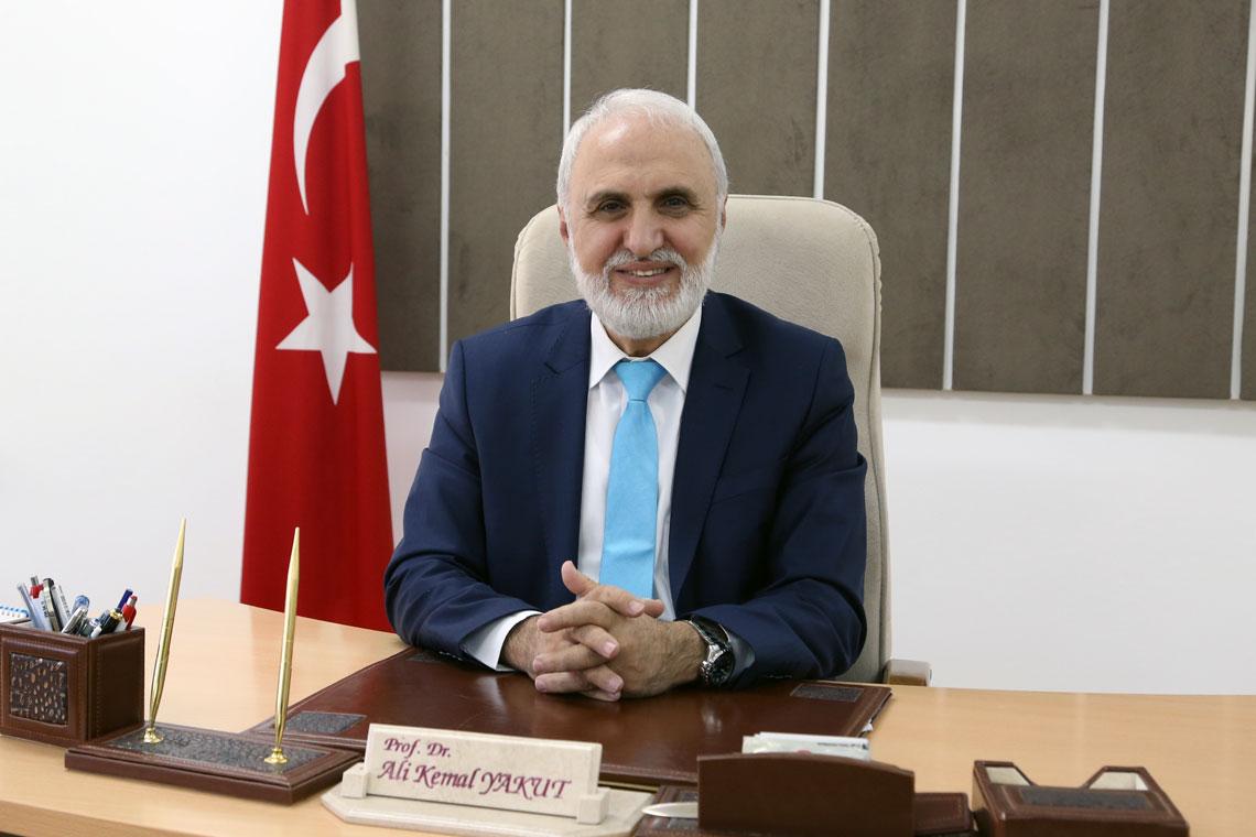 Prof. Dr. Ali Kemal YAKUT