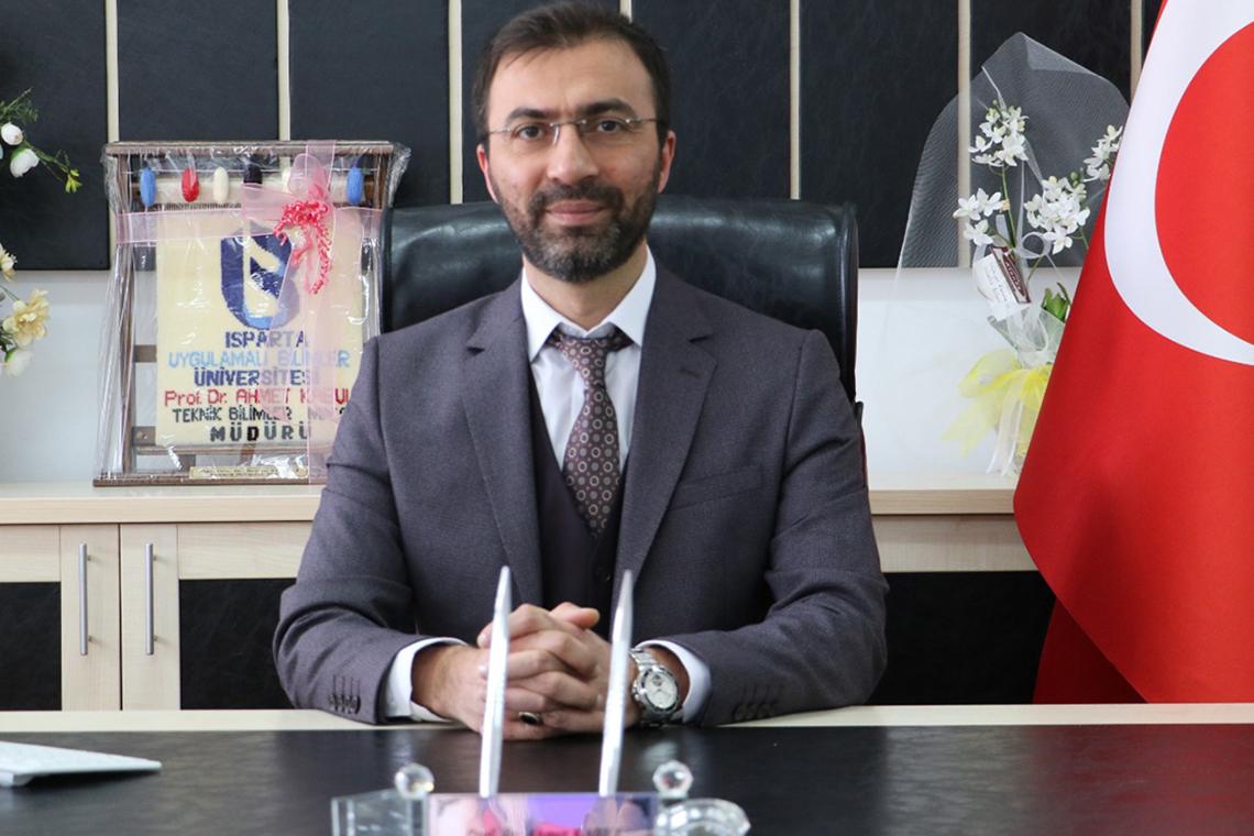Ahmet KABUL